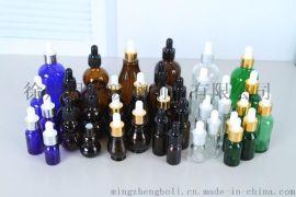滴管玻璃瓶精油瓶5ml10ml15ml精油分装空瓶精油调配瓶小药瓶