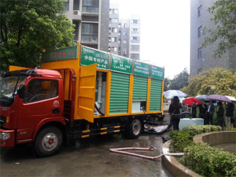 G+1型疏通吸污车,多功能快速化粪池清理车