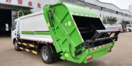 东风8方压缩垃圾车 厂家直销