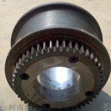 行车专用LD车轮组  天车车轮 材质**