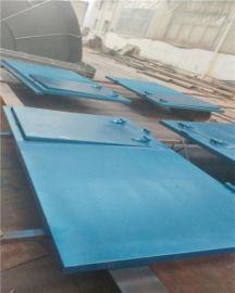 礦用自動對開式無壓風門材質多樣裝置可選