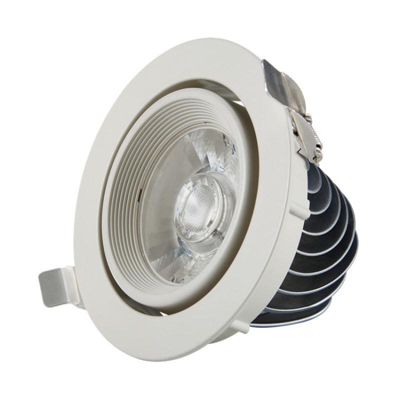 LED天花灯服装店led射灯牛眼灯客厅节能灯