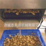 即食腐竹油炸机 节能型腐竹油炸设备配置工作原理介绍