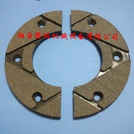 供应DBF制动器摩擦片价格 离合器刹车块图片 冲床摩擦板 来图加工