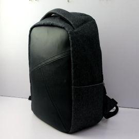 2016欧美新款创意双肩背包 牛津布多功能防盗男士商务电脑包