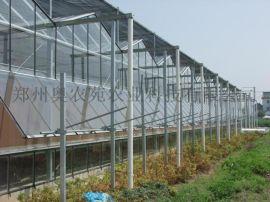六安连栋玻璃温室工程价格奥农苑农业15238097573