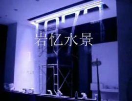 厂家直销 图文互动水幕 展示数字水幕 演出舞台创意背景