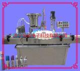 液體灌裝旋蓋機HSGX-II蠕動泵灌裝旋蓋機