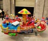 湖北河南公園遊樂旋轉小飛船轉轉車小飛椅熱賣大熱