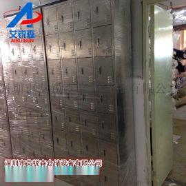 车间不锈钢储物柜-多门不锈钢储物柜艾锐森厂家直销
