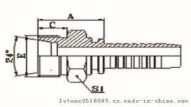 碳钢液压接头-10411