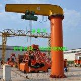 现货供应BZD0.5型定柱式悬臂吊 铁路码头行业专用悬臂吊 物料吊运用悬臂吊 价格低廉