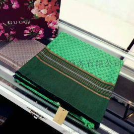 L家金线方巾尺寸140*140欧美**围巾一件代发