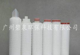疏水性PTFE膜折叠滤芯