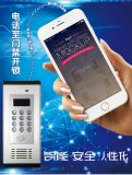 GSM无线楼宇对讲系统 金鸽K6小区公寓无线手机门禁机