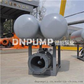 农田浇灌浮筒式潜水泵