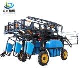 可定制自走式喷杆喷雾机玉米等高杆作物打药机