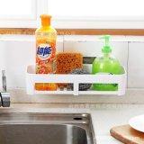 無痕置物架廚房衛浴廚房免打孔收納架高檔置物架
