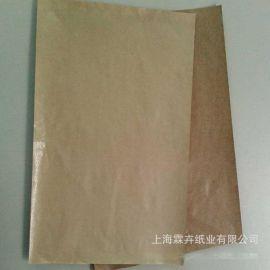 PE淋膜纸 防油防潮食品级牛皮纸