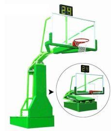 广东哪里有卖电动液压篮球架 价格优惠可包安装