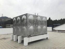 广东金号生产销售公寓专用储水箱 定做批发方型冷水箱