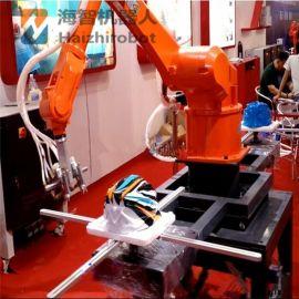 海智HZ1510自动化喷涂机器人机械手臂厂商