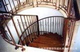 广州别墅楼梯护栏 楼梯铁栏杆 别墅室内栏杆