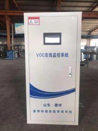 VOCs有组织在线监测适用于家具喷漆废气的监测