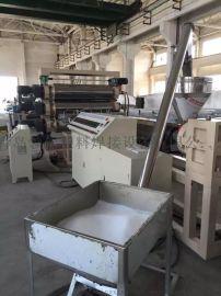 领信专业制造PE板材挤出设备 PP塑料板材生产线