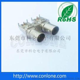 双联SDI高清方案BNC视频连接器