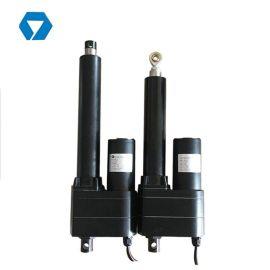 工业型电动推杆|防水防尘推杆电机|金属齿轮|H型升降推杆装置