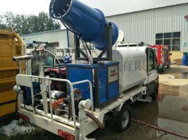 小型电动洒水车 雾炮洒水车 新能源洒水车