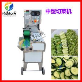 不锈钢自动切菜机,腾昇高效切菜机