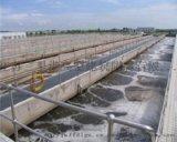 污水处理厂新建曝水池渗漏水堵漏