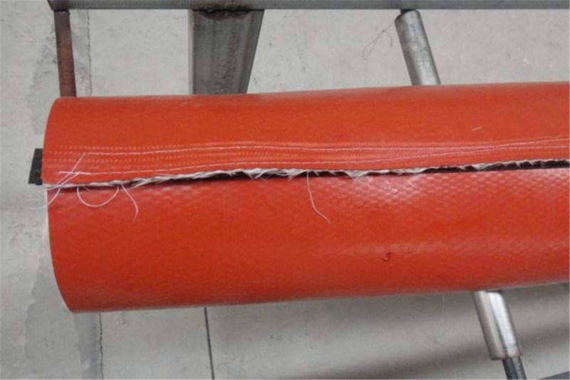 搭扣式硅胶防火管