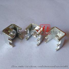 PCB-10六脚焊接端子接线柱