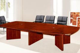 油漆木皮会议台4805款 绿色环保健康家具