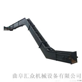 工业用埋刮板输送机重型 矿用刮板机