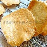 新型薄脆餅油炸線  專業指導新型薄脆餅油炸線