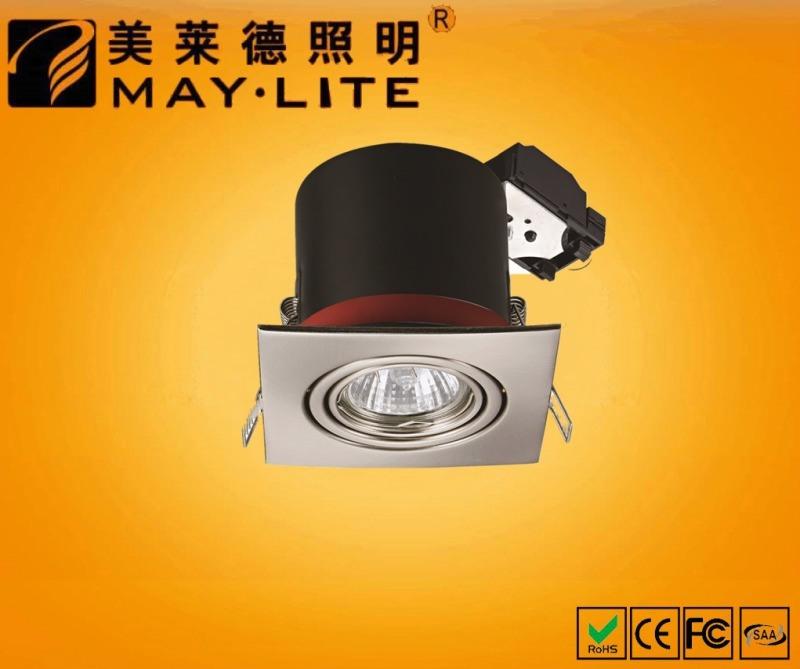 LED防火筒燈/鹵素防火筒燈 ML-1307