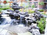 綿陽公園噴泉假山雕塑廠家