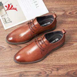 艺立 经典商务男士皮鞋B227