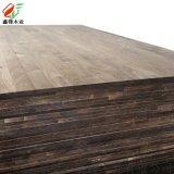 黑胡桃指接板实木拼板高端家具木材广东黑胡桃厂家生产