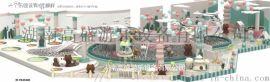 湖南室内游乐设备 儿童滑滑梯 长沙淘气堡生产厂家