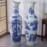 陶瓷大花瓶 落地花瓶陶瓷大花瓶定製