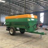 拖拉机牵引撒肥机 大型撒肥机厂家报价
