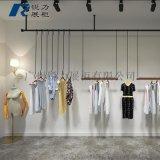 广州锐力女装货架服装店整体定制