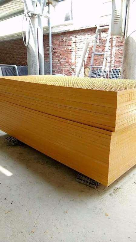 拉擠格柵規範 格柵 玻璃鋼防塵網格板