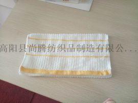 厂家生产销售金边一次性毛巾