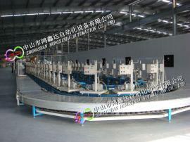 佛山空调生产线,大沥车载空调装配线,压缩机滚筒线